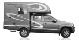 RutaSur 4x4 Off Road camper
