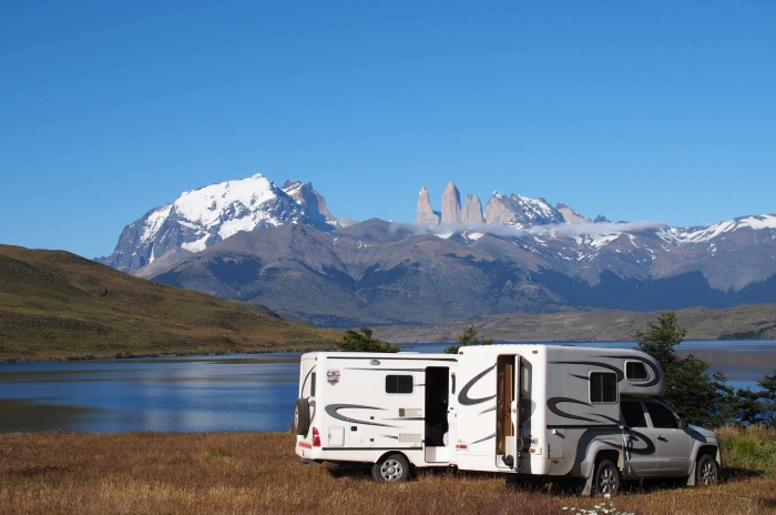 Campers in Argentinië