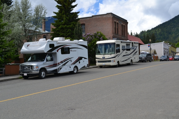 Fraserway campers