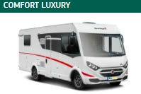 Comfort Luxury camper